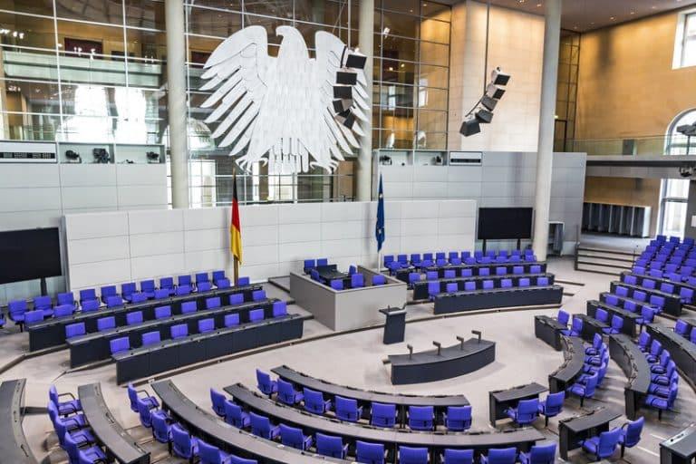 Olaf Methner als Experte für KapMuG im Bundestags-Rechtsausschuss
