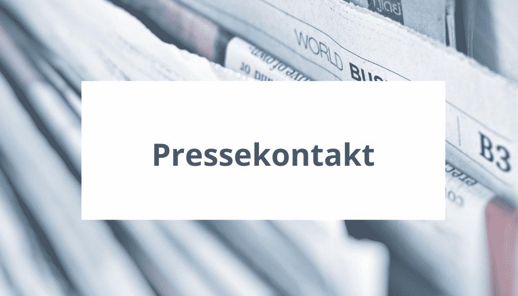 Pressekontakt