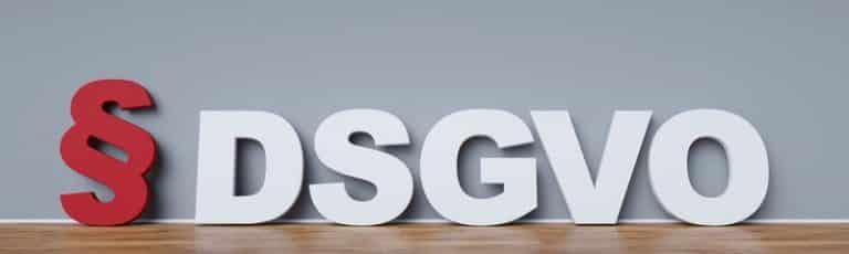 DSGVO Datenschutzauskunft